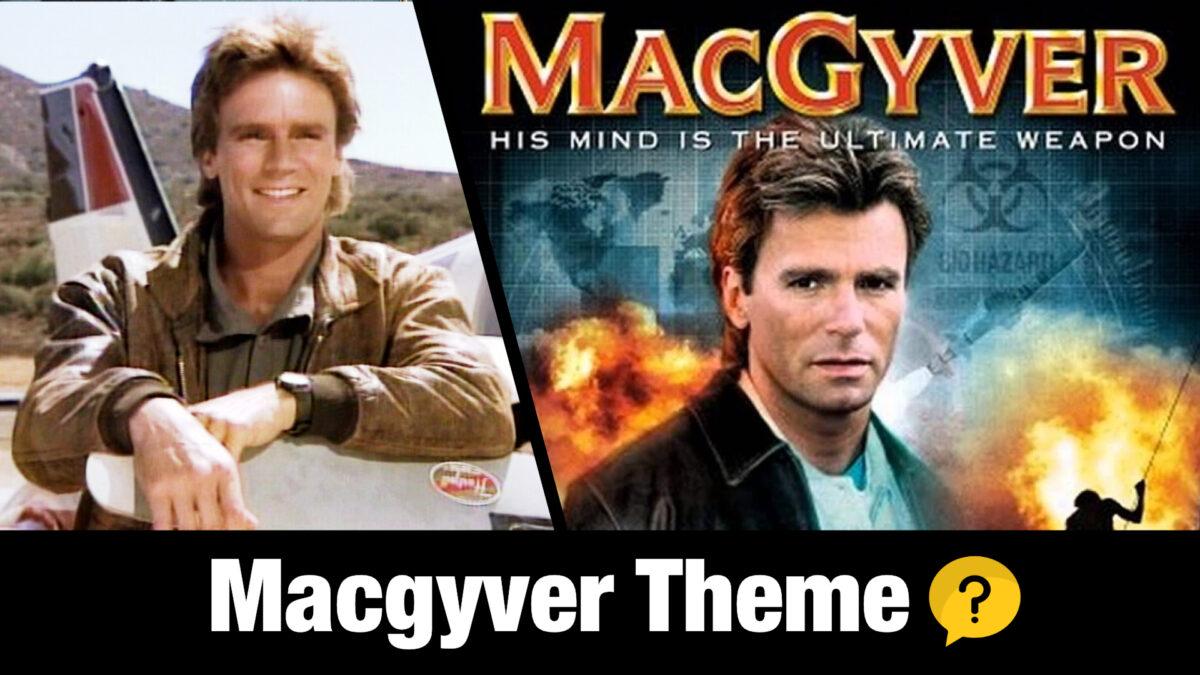 Macgyver Theme (Irish Tin Whistle)