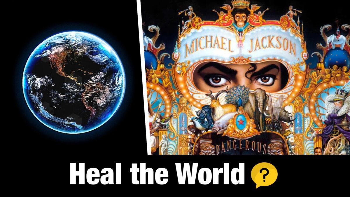 Michael Jackson - Heal the World (Irish Tin Whistle)