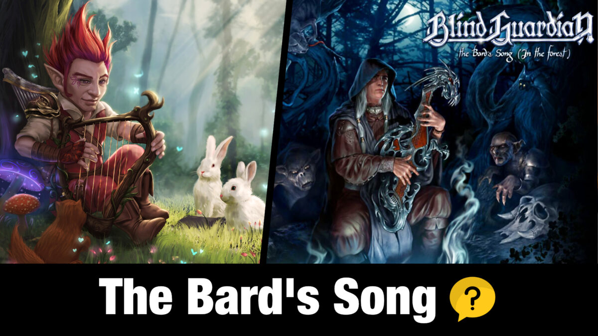 The Bard's Song (Irish Tin Whistle)