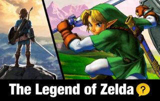 The Legend of Zelda (Irish Tin Whistle)