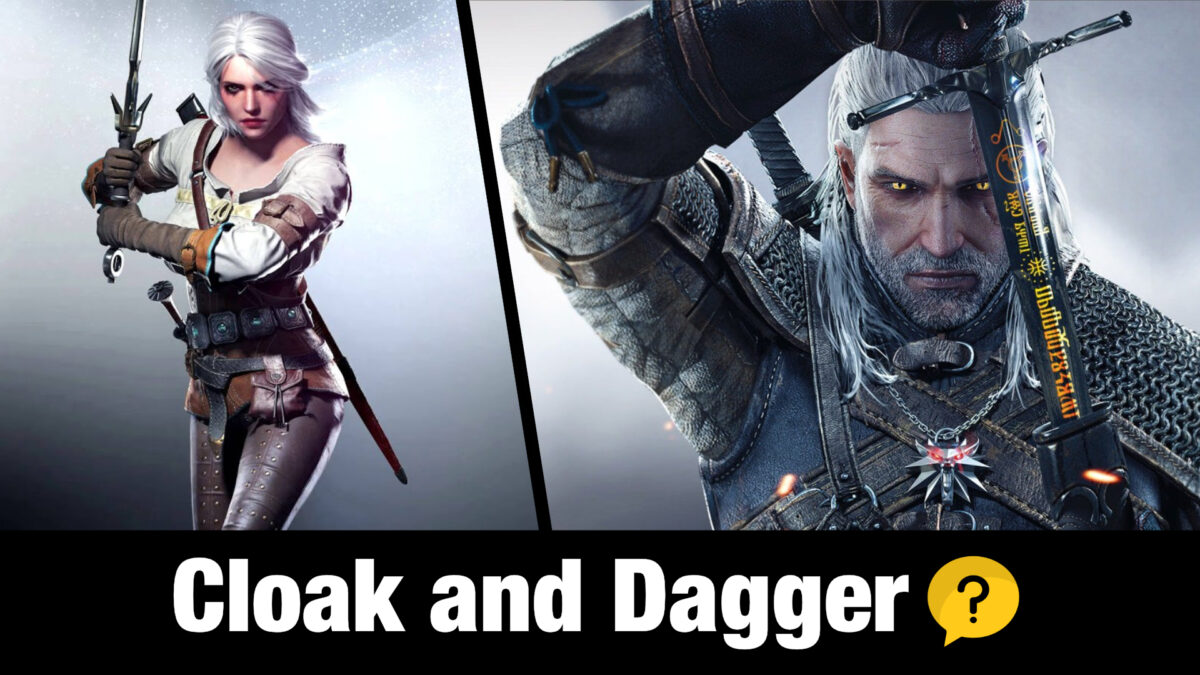 The Witcher 3 - Cloak and Dagger (Irish Tin Whistle)