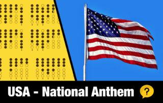USA - National Anthem (Irish Tin Whistle)