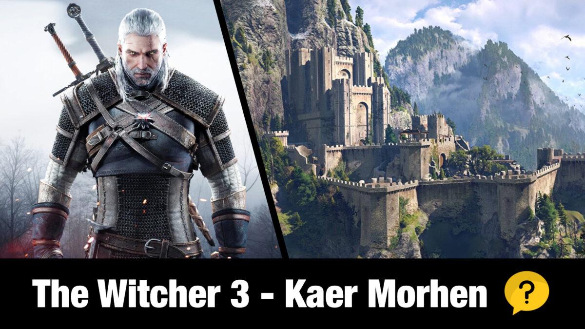 Witcher 3 - Kaer Morhen (Irish Tin Whistle)